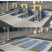 【テロ対策】鋼板式車両侵入防止バリケード 製品画像