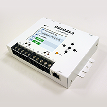 太陽光発電 計測・制御システム『DataCube3』 製品画像
