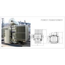 昇圧変圧器 (昇圧トランス) 太陽光発電システム向け 製品画像