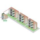 IoTゲートウェイアダプタ適用事例:集中検針システム 製品画像
