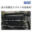 温水剥離型エポキシ系接着剤『NIC BOND NB10000』 製品画像