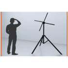 LED回転式ホログラム投映装置『3D Dimpact』 製品画像