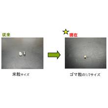 微細・微小部品加工※ゴマ粒の1/2以下の製品加工が可能! 製品画像