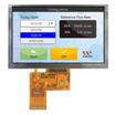 液晶モジュール『WF50FSWAGDNN0/WF50F』 製品画像