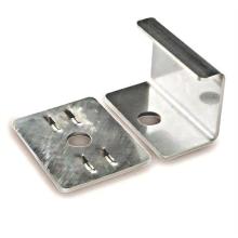 太陽光パネル取付金具『モジュール固定金具 CP.TP』 製品画像