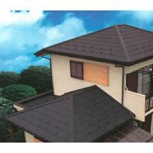 ガルバリウム ファインスリールの屋根瓦『マックス スター』 製品画像