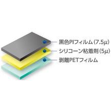 耐熱ポリイミド粘着シート『HR-BPIシリーズ』 製品画像