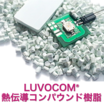 LUVOCOM 熱伝導性コンパウンド樹脂 製品画像