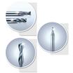 【非鉄金属加工で高生産性】シャープな切削加工向け 製品画像