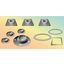 耐熱性ゴム材料 ※高価な耐熱ポリマー不要でも耐熱性に優れる材料! 製品画像