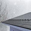 【屋根落雪防止対策】軒先設置型雪止ネット『ネットメル』 製品画像