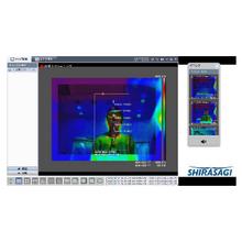体表温スクリーニングシステム 製品画像