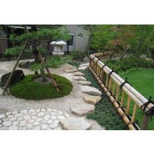 施工例 モダン和風の庭 製品画像