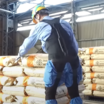 【アシストスーツ導入事例】作業効率の向上に活用・総合化学メーカー 製品画像