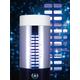LED空気清浄機『PLEIADES(プレアデス)』 製品画像