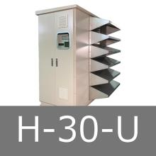 高圧用乾式負荷試験装置『Uシリーズ』【省スペース】 製品画像