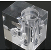 実例 材質選定 可視化モデル用透明樹脂 製品画像