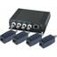 4系統のイーサネットを同軸ケーブルで長距離伝送 IP01K 製品画像
