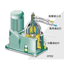 浮上油回収・液中分散油回収装置 製品画像