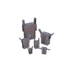 PHD GRBシリーズ 支点開閉タイプ 高把持力エアーグリッパー 製品画像
