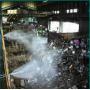 粉じん防止・悪臭抑制システムBECS『特殊ミスト噴霧工法』 製品画像