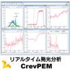 リアルタイム発光分光分析システムCrevPEM 製品画像