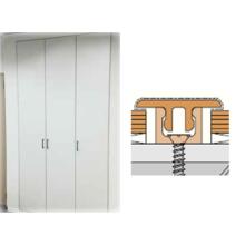 システム収納家具フレーム『カベンド』/『バリアフリー床見切』 製品画像