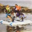 水上遊具・海上遊具『ウォーターバイク』 製品画像
