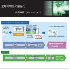 工場内物流の最適化〈製造/ソリューション〉 製品画像