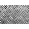 アルミ縞板 5本線 1,250×2,500×厚み2.5mm 製品画像