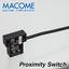 磁気近接スイッチ N極・S極 個別2出力 防水IP-67 製品画像