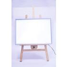 導光板LEDパネル、板面輝度均一度80%以上の面光源Ra82以上 製品画像