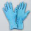 使い捨てハイブリッド手袋(粉無・ブルー) 『THDGシリーズ』 製品画像