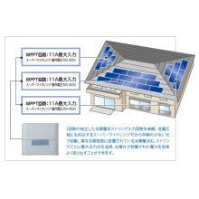 【SAVeR-H(蓄電システム)】太陽電池の発電力を最大限引出す 製品画像
