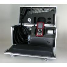 ポータブル燃焼排ガス分析計 ※リモコンで本体操作が可能 製品画像