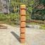 木製遊具 木登り W-801 製品画像