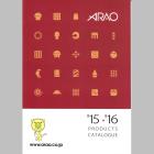 アラオ株式会社 建築・土木用ゴム・プラスチック製品 総合カタログ 製品画像