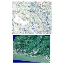 GIS関連データ作成 製品画像