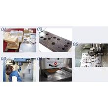 空調関連部品の『プレス金型プレートの加工制作』 製品画像