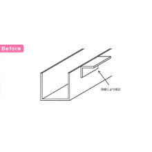 【事例】部品の一体化による工程削減のポイント 製品画像