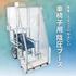 車椅子用陰圧ブース (あんくま) 製品画像