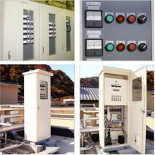 配電盤・監視制御盤 制御盤・分電盤 製品画像