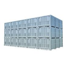 個体管理可能な鉄製IBC容器(コンテナ)のレンタルサービス 製品画像