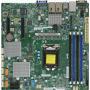 Micro ATX規格産業用マザーボード【X11SSH-CTF】 製品画像