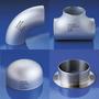 『ステンレス鋼/突合せ溶接式管継手』 製品画像