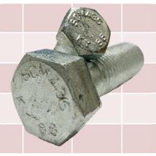 六角ボルト 溶融亜鉛メッキ 製品画像