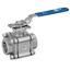 台湾製 MIZUP 3PC 海水淡水化用ボールバルブ ねじ込み 製品画像