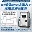 EV/PHEV用 大出力急速充電器『SDQC2F90シリーズ』 製品画像
