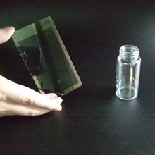【ガラス加工技術】超薄膜印刷ガラス加工 製品画像