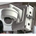 記録一体型街頭防犯カメラ『ZC-GD8313W』 製品画像